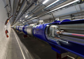 large hadron collider cern