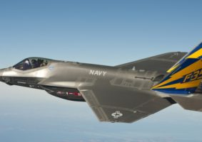 The F-35 - A western stealth aircraft