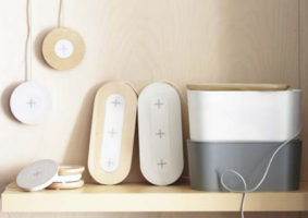ikea wireless charger 1
